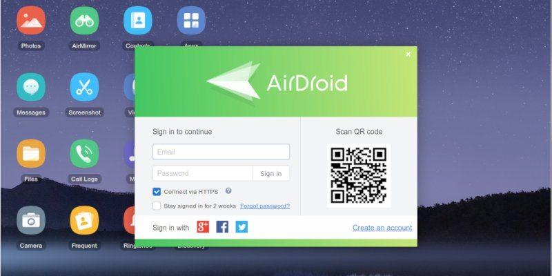 AirDroid : l'application parfaite pour gérer ses SMS depuis son PC !