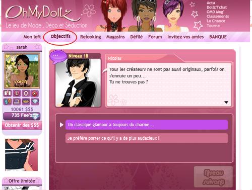 Oh My Dollz : Et si vos filles jouaient aux poupées online ?