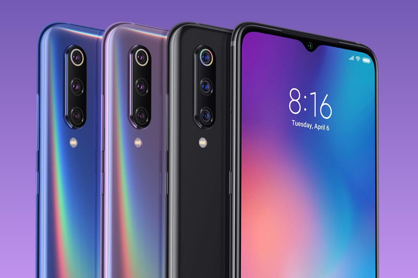 Xiaomi Mi9 : Un téléphone révolutionnaire !