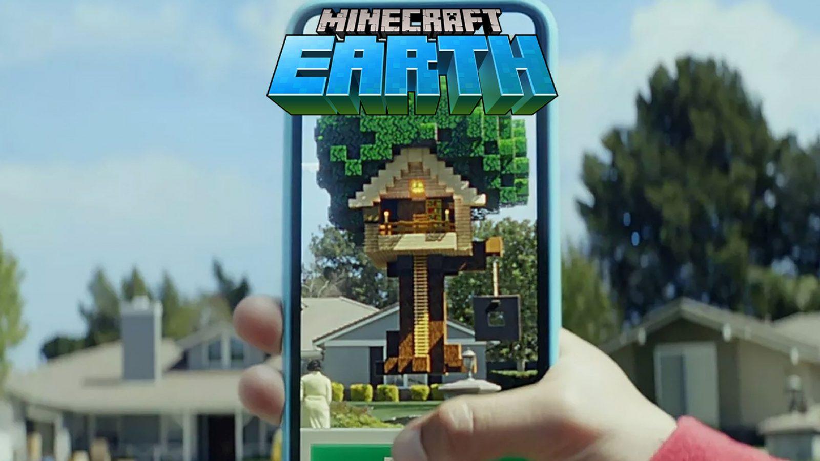 Tout savoir sur Minecraft Earth