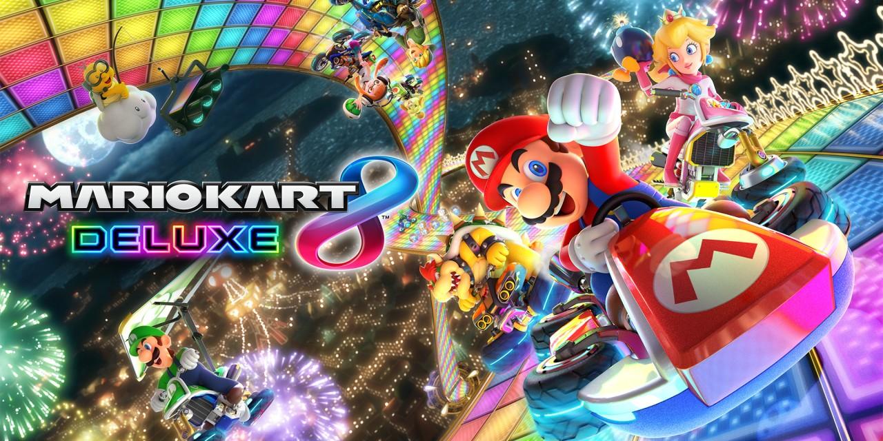 Mario Kart 8 Deluxe : Trucs et astuces