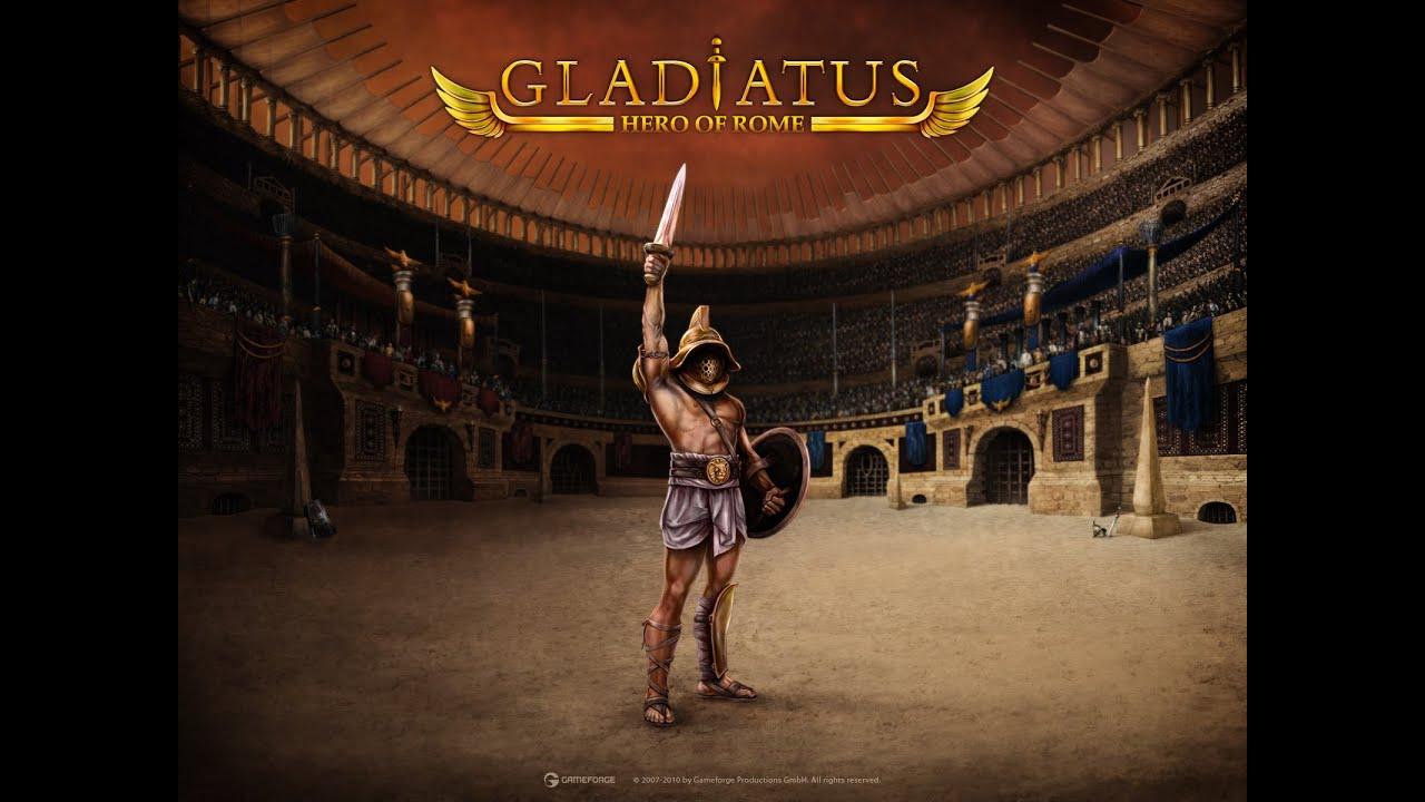 Gladiatus : devenez le héros de Rome