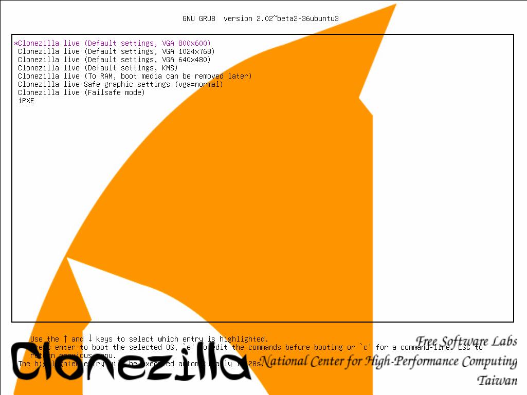 Clonezilla : Créez une sauvegarde de votre disque dur !