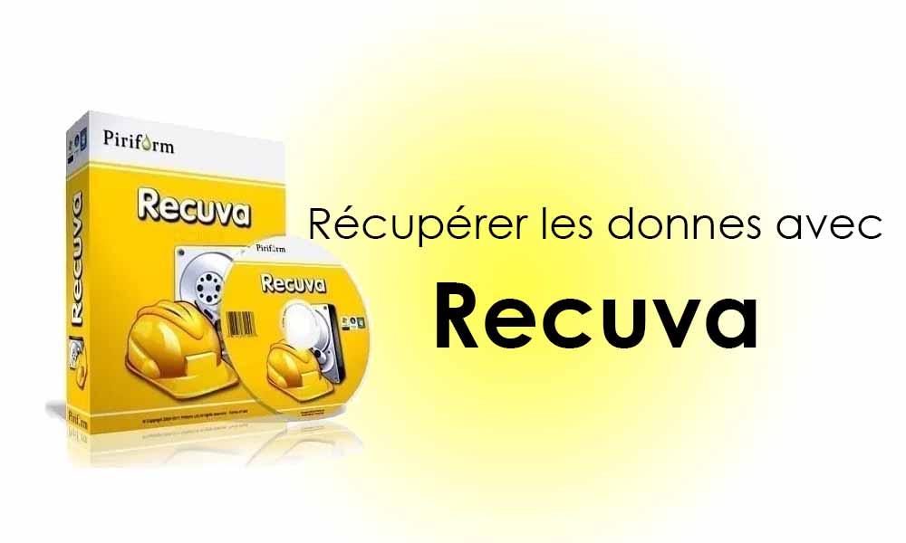 Restaurez vos données avec Recuva