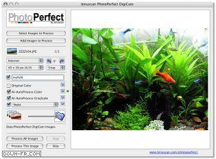 Que permet de faire PhotoPerfect DigiCam ?